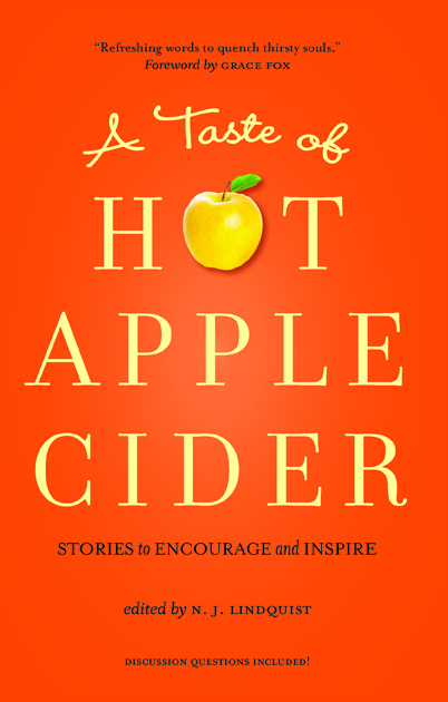 A Taste of Hot Apple Cider