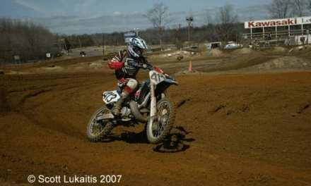Raceway Park 3/25/07