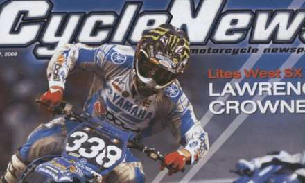 Cycle News, Jason Lawrence