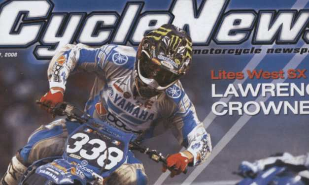 Cycle News, Jason Lawrence