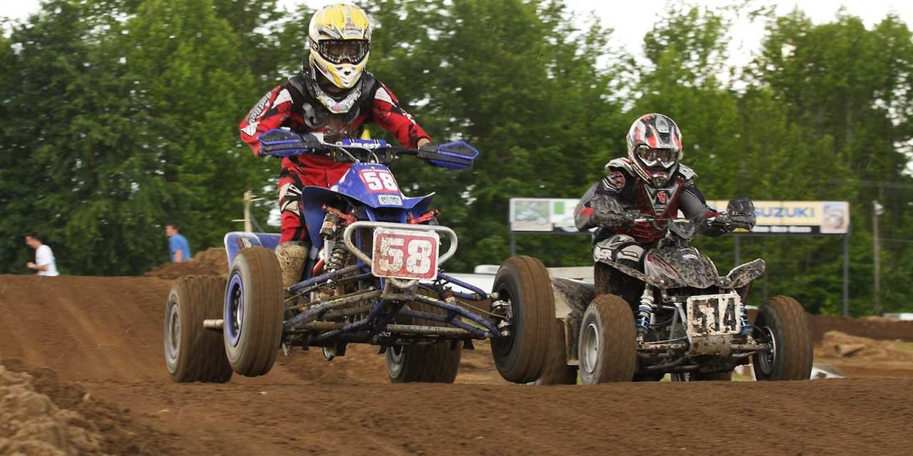 Peewee and Pit Bike Results 6/27/09