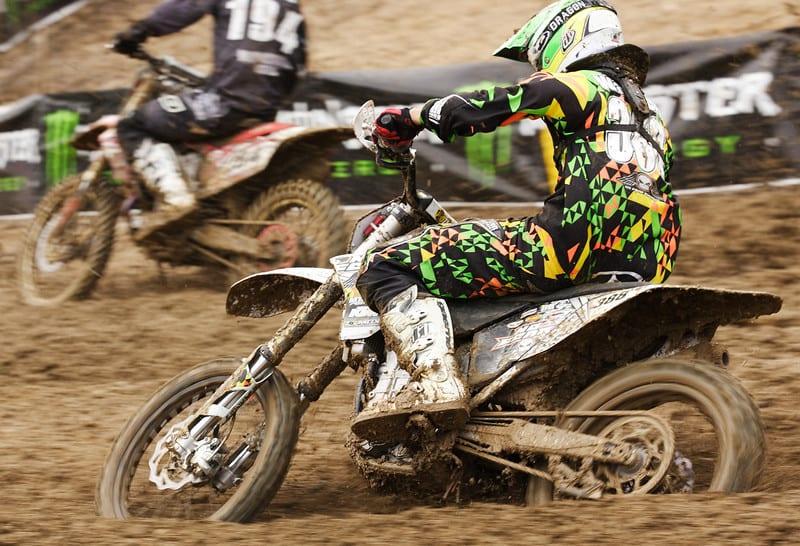 NJ Riders Make Pro Debut