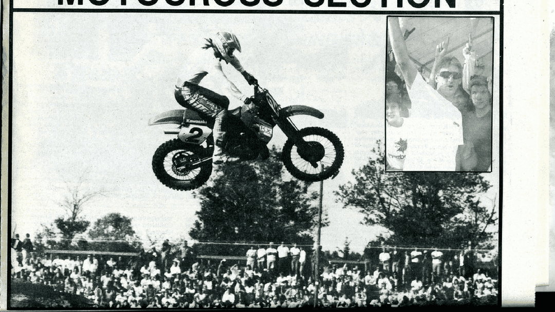 Countdown to KROC…Flashback 1988