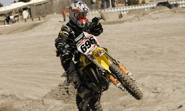 NJ Motocross Quickerview…Donzi D'Ambrosa
