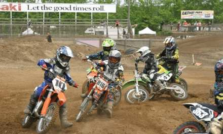 RPMX Peewee Results 5/22/10