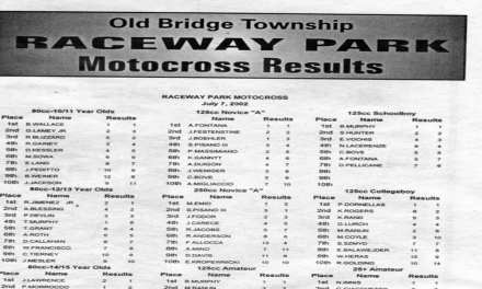Flashback Results…07/07/02