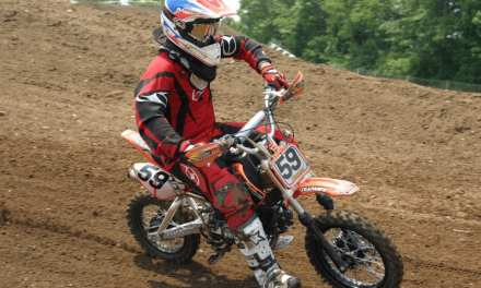 Results Flashback RPMX Peewee and Pit Bike 7/12/08