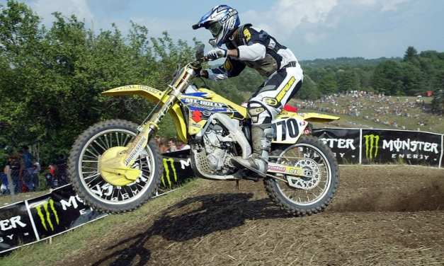 Throwback Thursday Jason Harper 2005