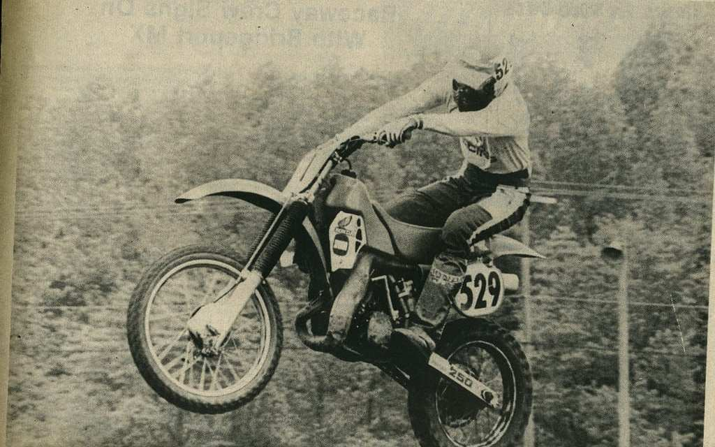 Raceway News Flashback-1983