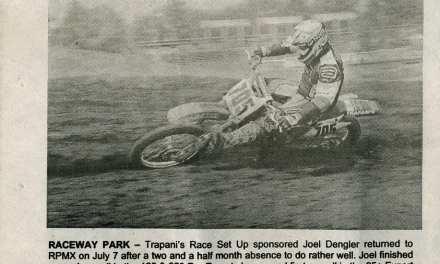 Raceway News Flashback 2002