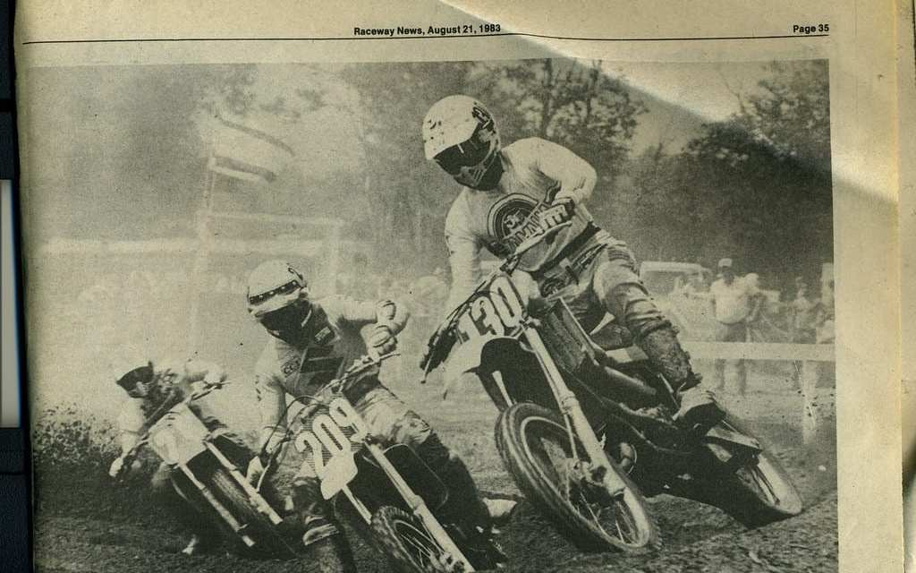 Raceway News Flashback 1983