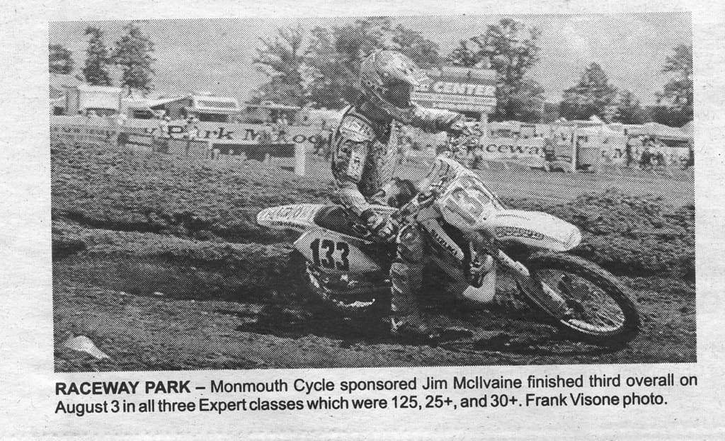 Raceway News Flashback 2003