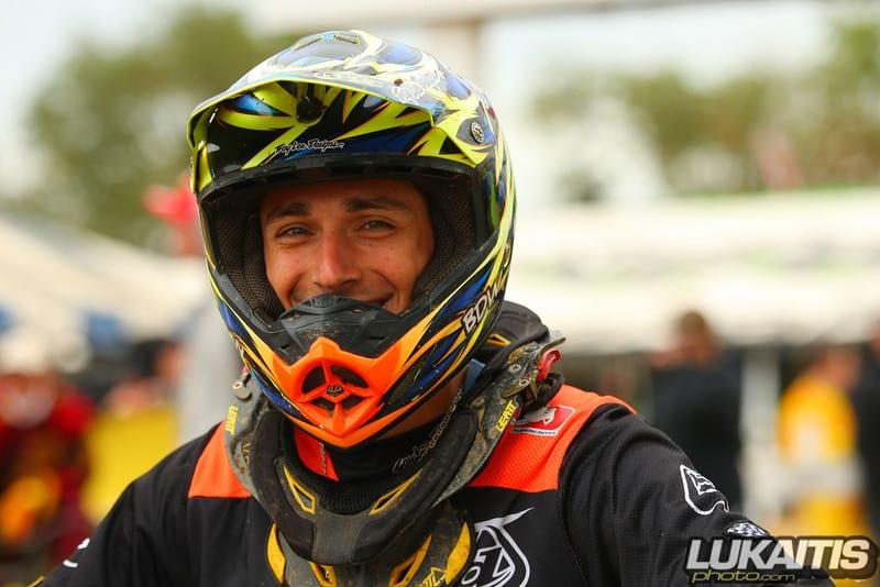 Ronnie Stewart on RacerX.com
