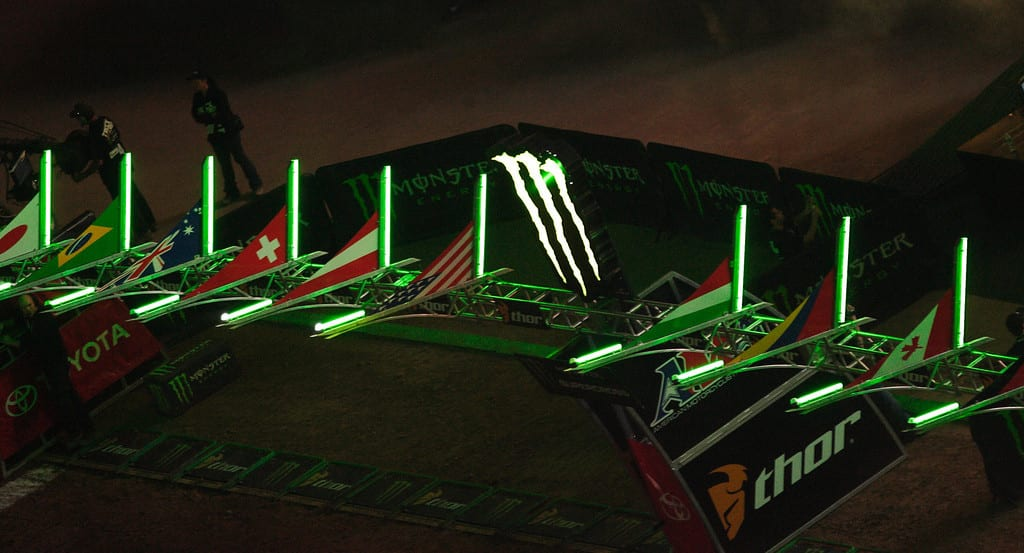 MetLife Supercross Facts