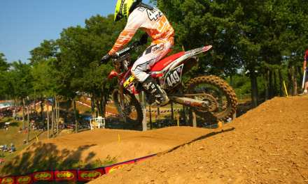 NJ Motocrossers at Budd's Creek National
