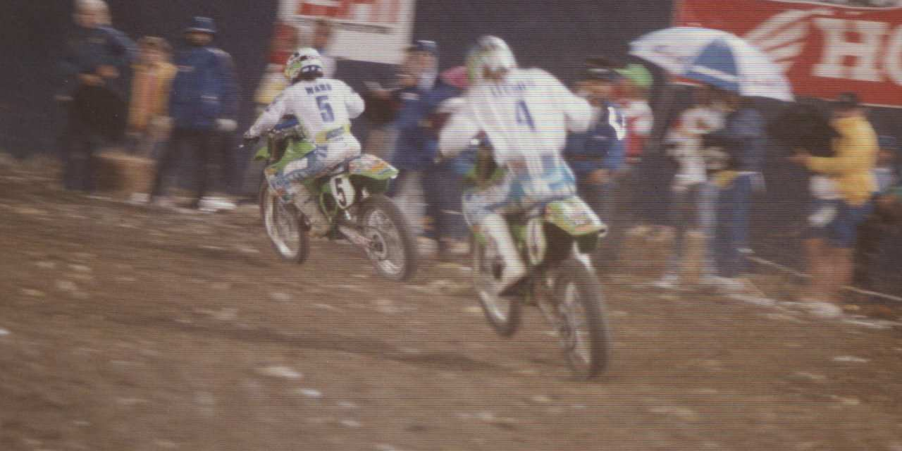 Meadowlands Supercross 1989