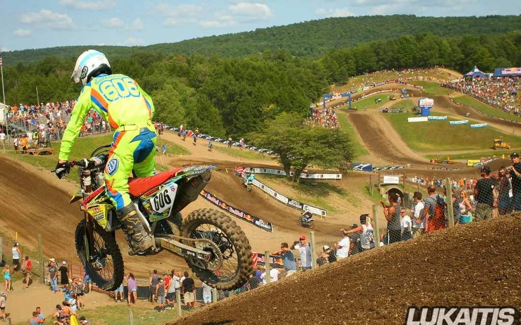 NJ Motocross at the Nationals