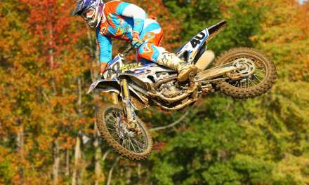 NJ Motocross at Mini O's