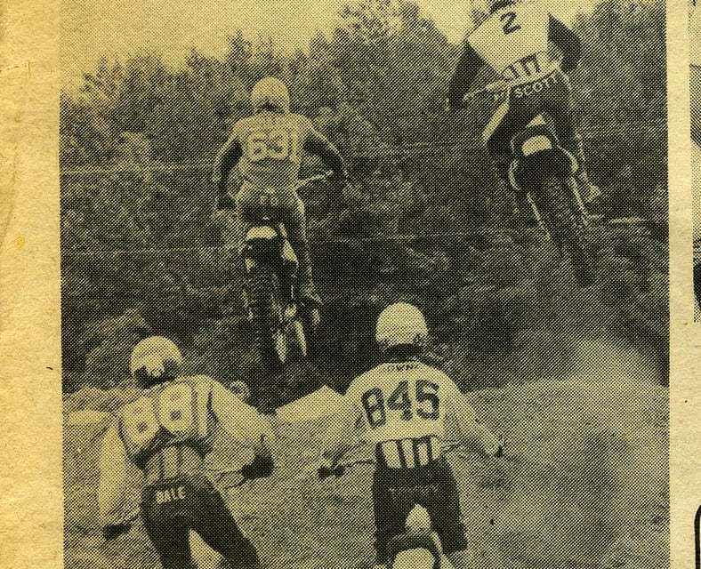 Raceway News Flashback Photo