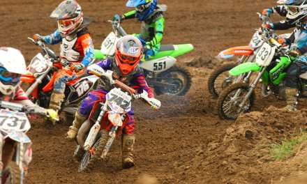 Raceway Park Youth Series Results 9/03/16