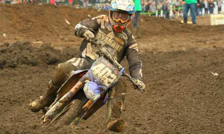 NJ at the Mini O's – Motocross