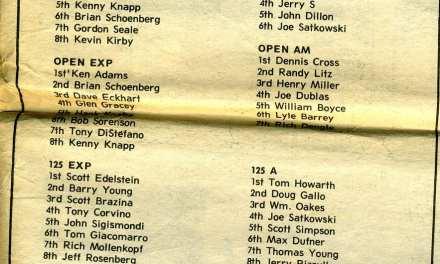 Raceway Park Results 4/26/81