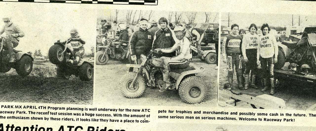 Raceway News Flashback – 1982