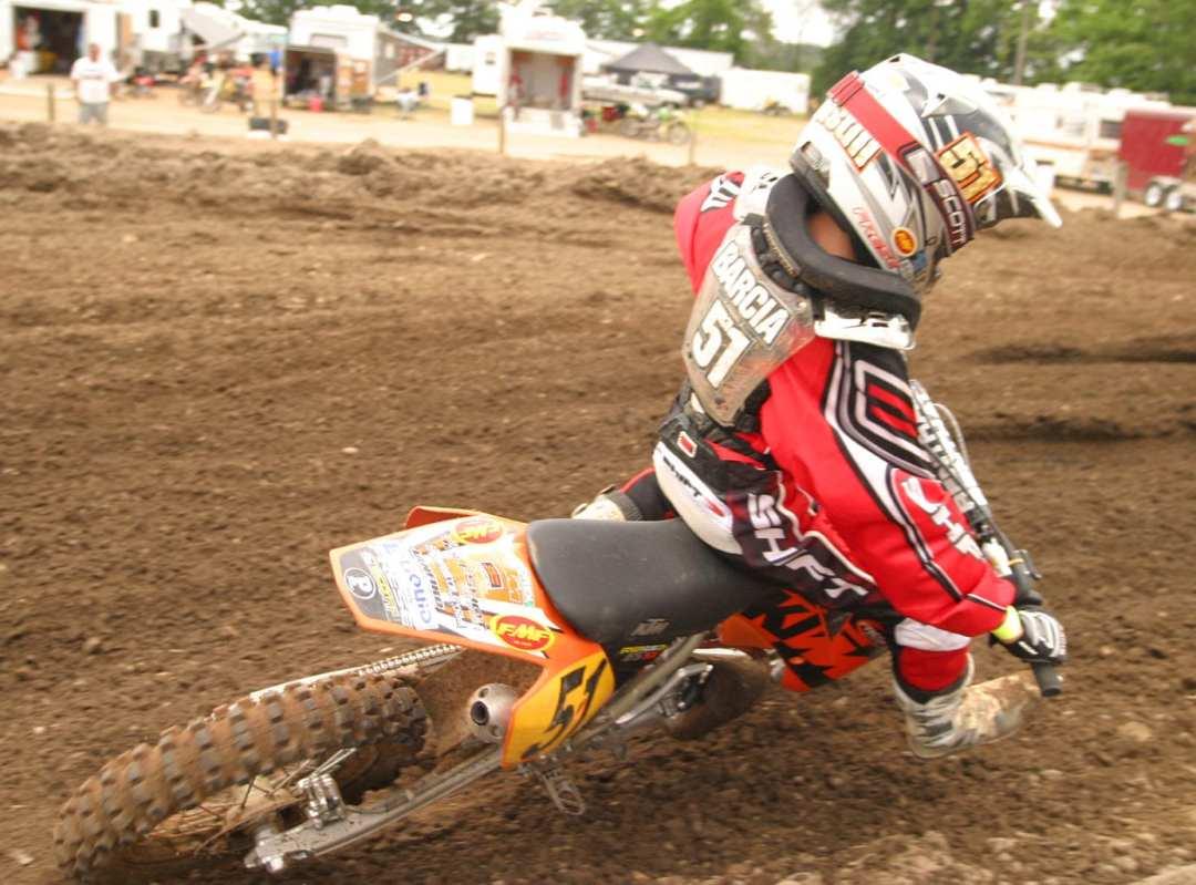 Justin Barcia 2004