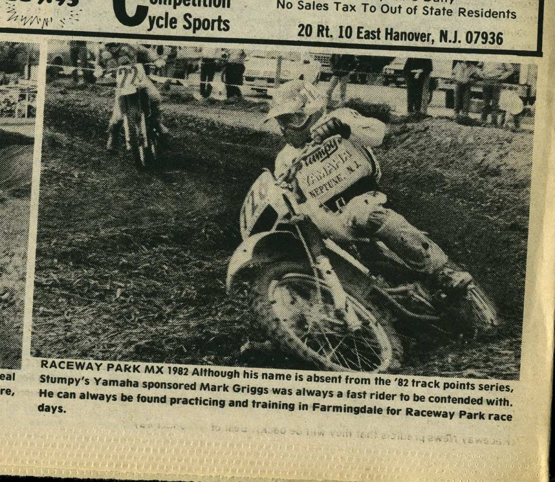 Raceway News 1982