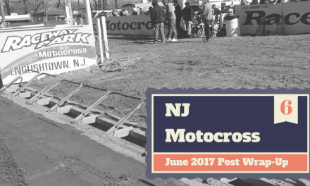 NJ Motocross June Wrap-Up