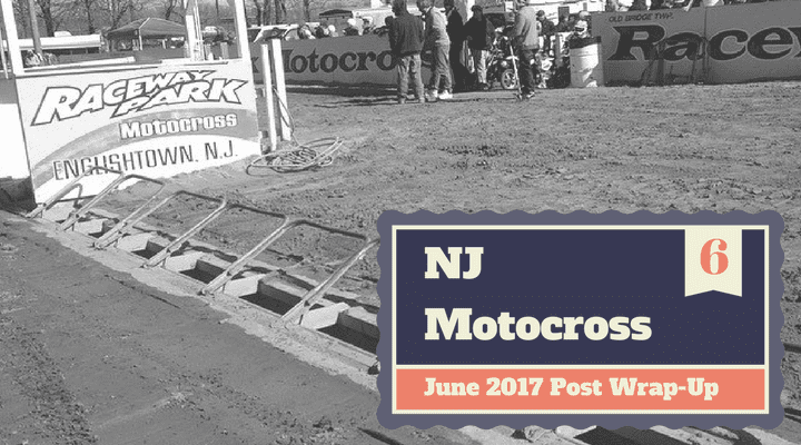 NJ Motocross June Wrap-Up