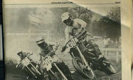 Raceway News Flashback – 1983