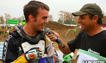 Faces at the Races – Luke Renzland