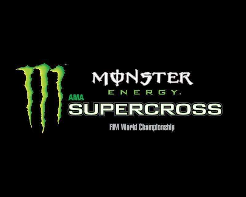 Monster Energy Supercross – Anaheim, CA – Round 3