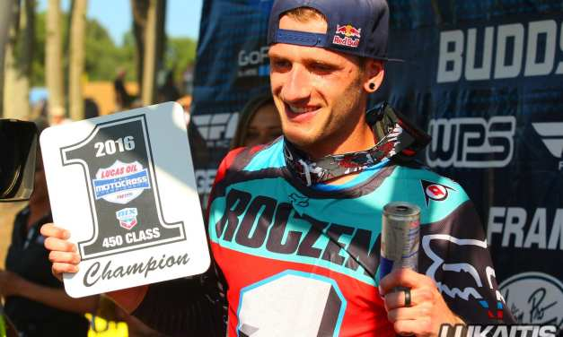 Faces at the Races – Ken Roczen