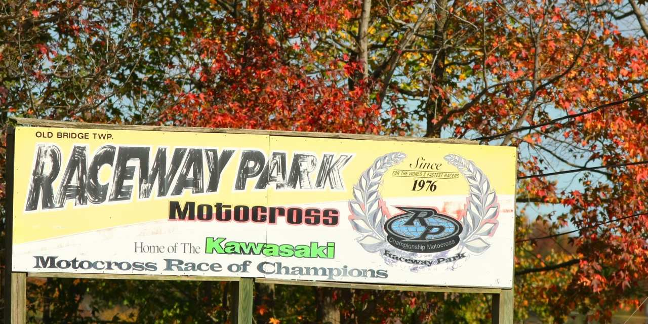 Raceway Park Announces 2018 Motocross Schedules
