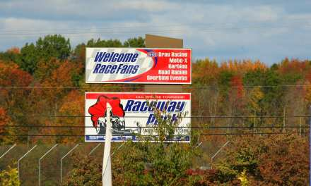Raceway Park Announces Restructuring of Business
