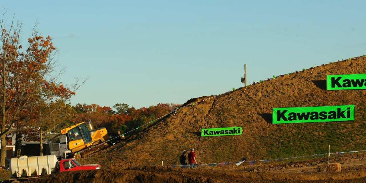 Moving the Racetrack – Raceway Park
