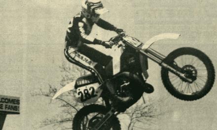 Raceway News Flashback – Barry Carsten 1986