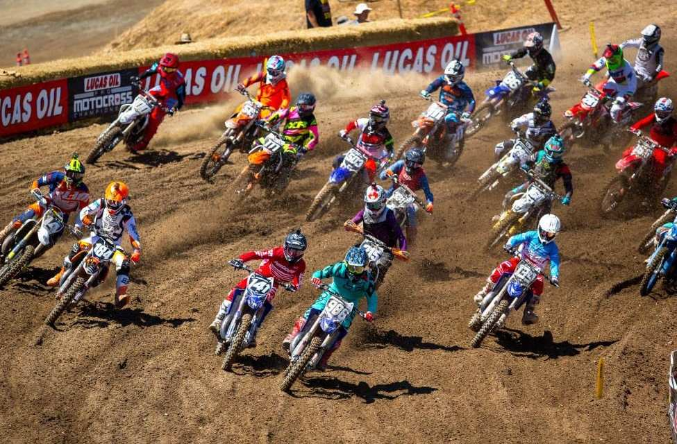 125cc All-Star Series for Lucas Oil Pro Motocross Championship in 2018