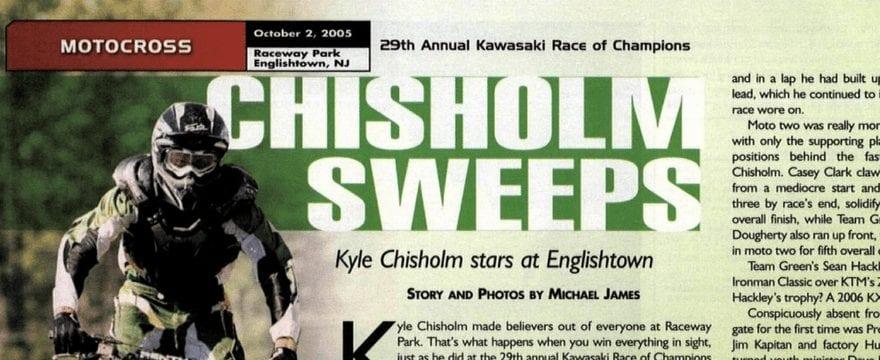 Raceway Park KROC 2005