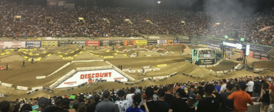 Monster Energy Supercross Wrap-Up – Las Vegas, NV – Round 17