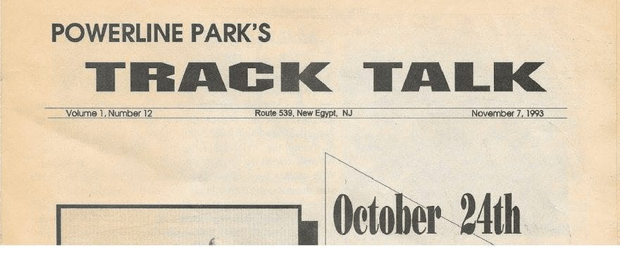 Powerline Park – Track Talk 1993