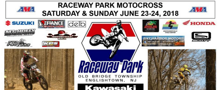 Raceway Park Motocross Schedule – 6/23-24/18