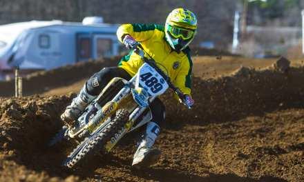 Meet Clarksburg's Motocross Racer Jesse Pierce at the NEW Old Bridge  Township Raceway Park Motocross Tracks