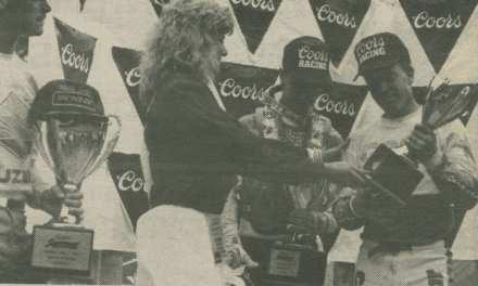 Raceway News Flashback – Pete Hichens