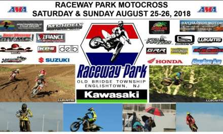Raceway Park Weekend Schedule – August 25 & 26