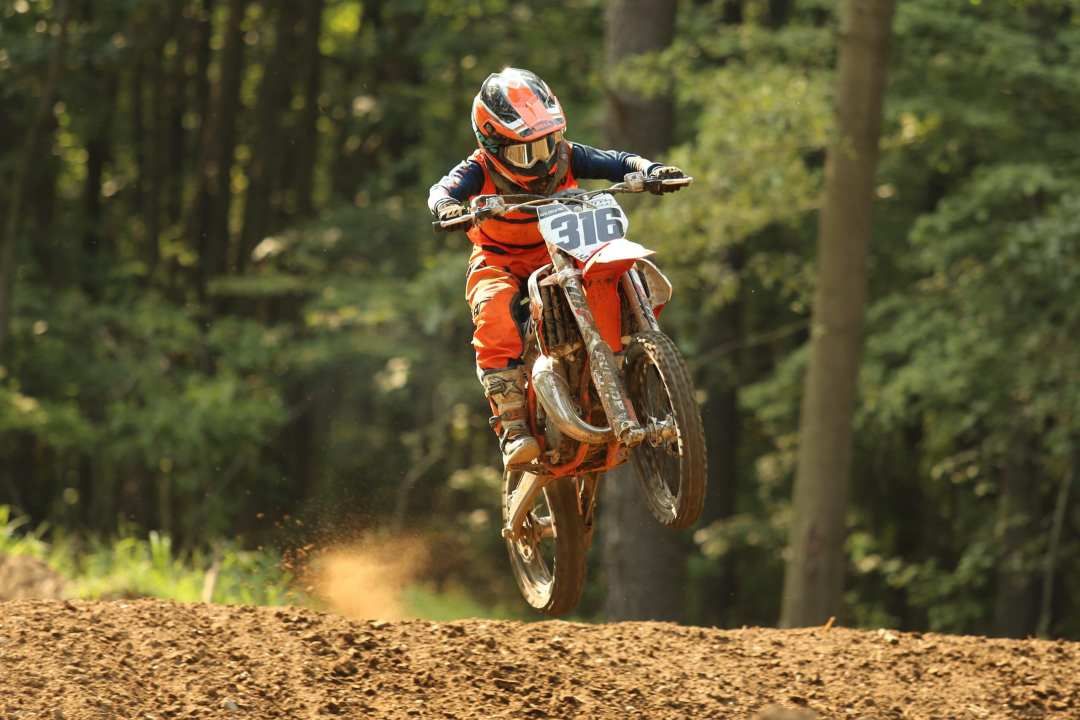 10-11 Year Old 65cc: 1. Christian Garrison