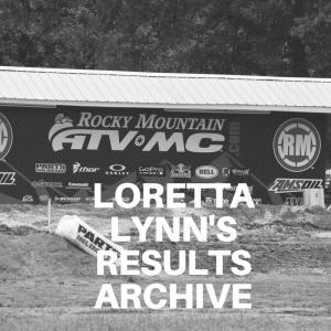 loretta lynn's results archive