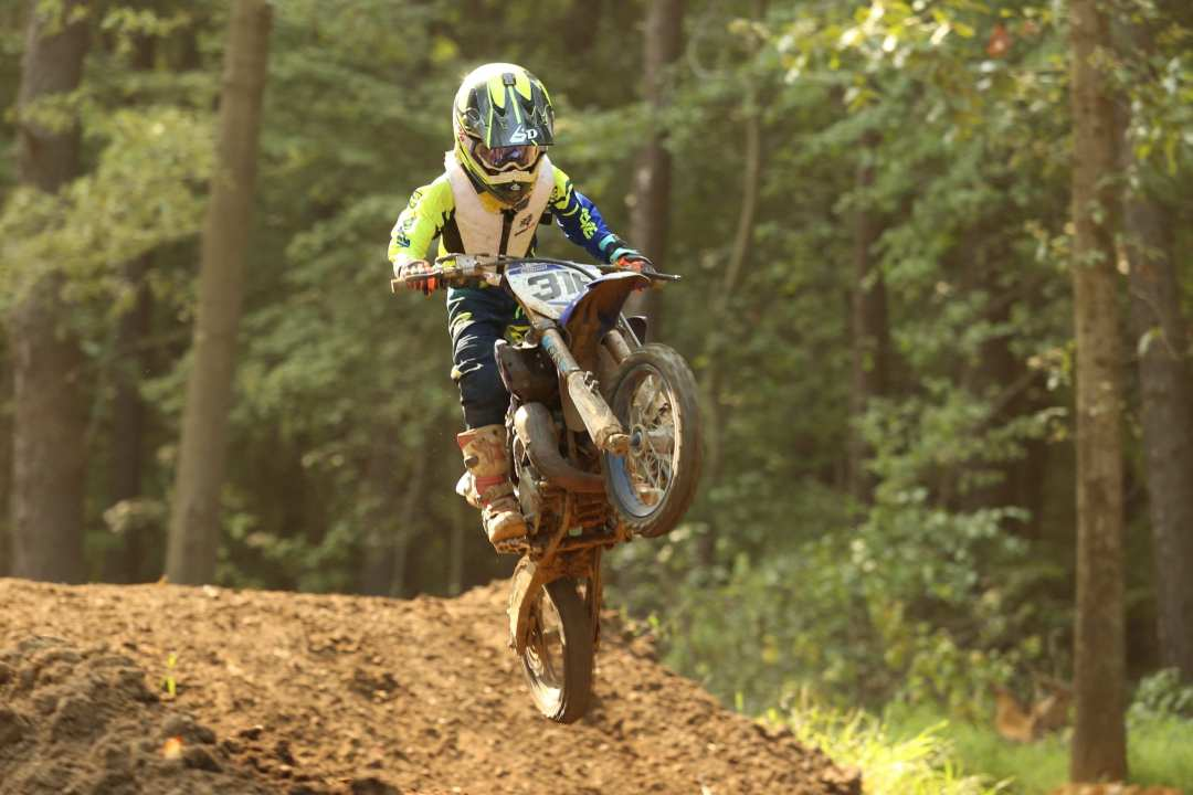 7-9 Year Old 65cc & Jr Mini 85-65CC 9-11: 1. Canyon Richards